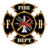 Fire dept black