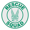 Rescue squad green