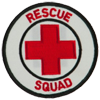 Rescue squad red